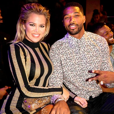 Khloe Kardashian Blasts Fan Who Accuses Her of Affecting Boyfriend Tristan Thompson's Game: 'Lick on My Balls'