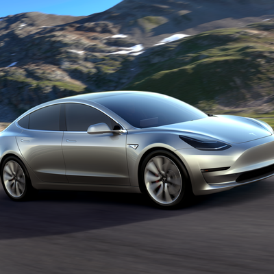 Meet the $35,000 Tesla Model 3
