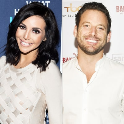 Scheana Shay Is Dating Amber Valletta's Brother Robert Valletta Amid Divorce From Mike Shay — All the Details