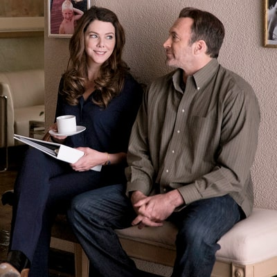 Gilmore Girls' Scott Patterson Had a Crush on Lauren Graham: 'How Could You Not?'
