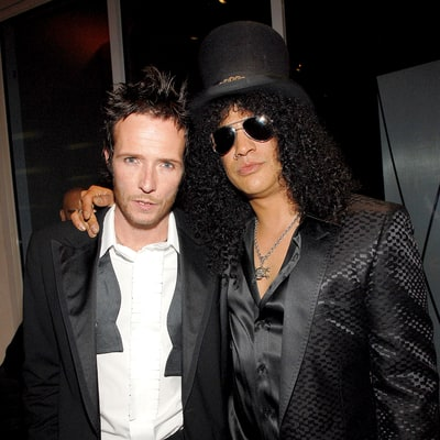 Scott Weiland's Former Bandmate Slash, Other Celebs React to His Death