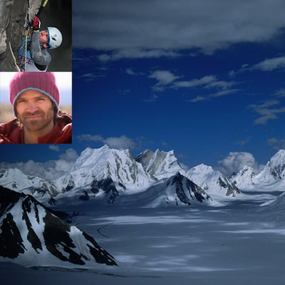 The Disappearance of Climbers Kyle Dempster and Scott Adamson