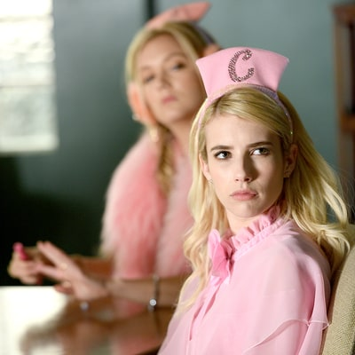 Scream Queens' Top Five Gross-Outs: Dean Munsch's Diet, Bunches of Boils and More!