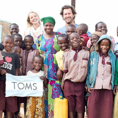 Toms Founder Blake Mycoskie on Giving With Meaning This Holiday Season