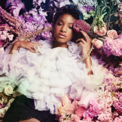 Break Out of Your Sock Rut With Willow Smith's Mesmerizing Collaboration