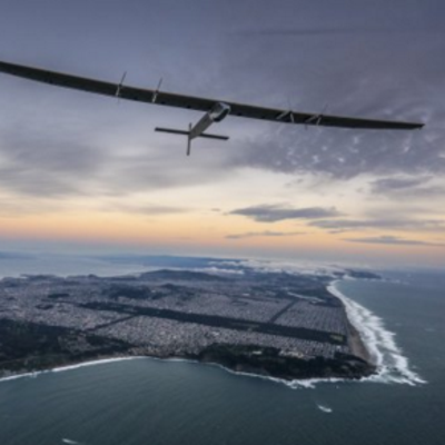 Solar Impulse 2 Conquers the Pacific Ocean