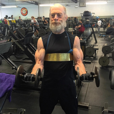What the Ripped 61-Year-Old J.K. Simmons Can Tell Us About Combating Muscle Loss
