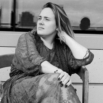 Adele Just Showed the World What She Looks Like Without Makeup