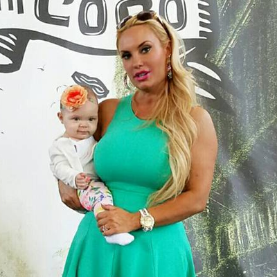 Ice T and Coco's 7-Month-Old Baby Makes Her Red Carpet Debut!