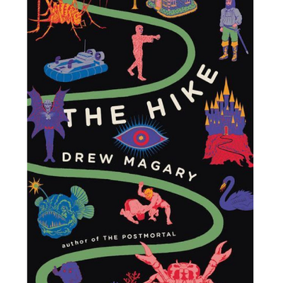 Drew Magary on the Excursion that Inspired 'The Hike'