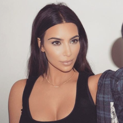 How to Get Kim Kardashian's Signature Glam With Drugstore Products