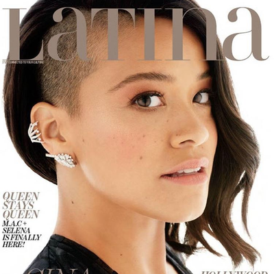 Gina Rodriguez Doesn't Care If You Don't Like Her Shaved Head: 'Who I Am Is Not My F—king Hair'