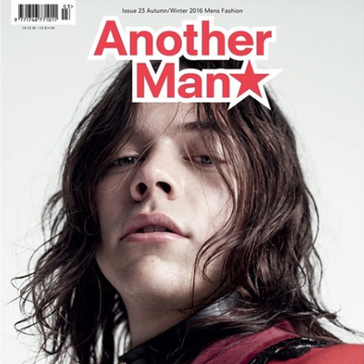 Harry Styles' Latest Magazine Cover Reminds Us How Much We Miss His Long Hair