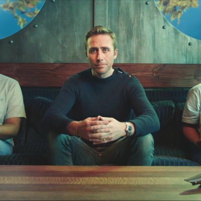 Philippe Cousteau's 'The Aquatic World' Is the Escape We All Need