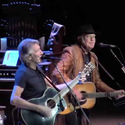 See Roger Waters, My Morning Jacket, Neil Young Cover Bob Dylan Together