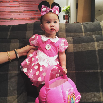You Won't Be Able to Stop Smiling at Chrissy Teigen's Daughter, Luna, in These Halloween Costumes