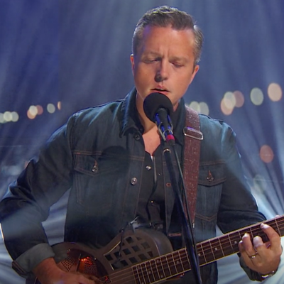 See Jason Isbell Talk Trump Election on 'Daily Show'