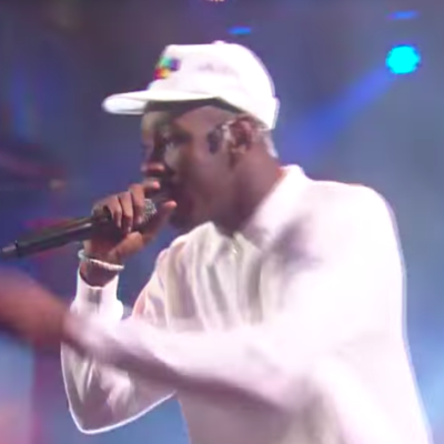 See Tyler, the Creator's 'Soul Train'-Inspired Performance on 'Colbert'