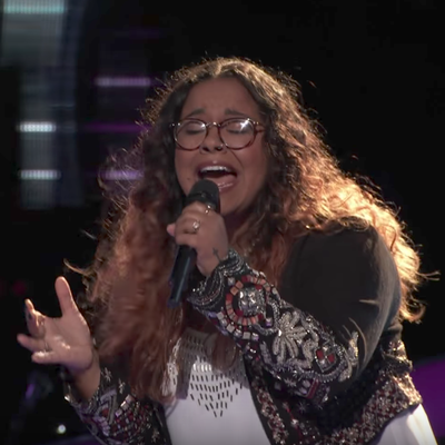 See Brooke Simpson's Explosive Demi Lovato Cover on 'The Voice'
