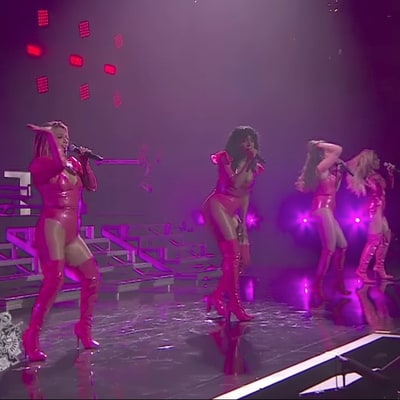 Watch Fifth Harmony's Vibrant 'He Like That' Performance on 'Kimmel'