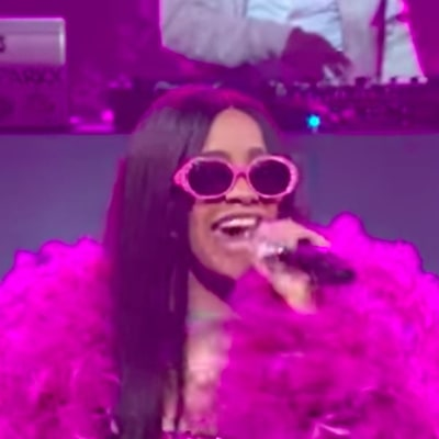 See Cardi B's Swaggering 'Bodak Yellow' on 'Kimmel'