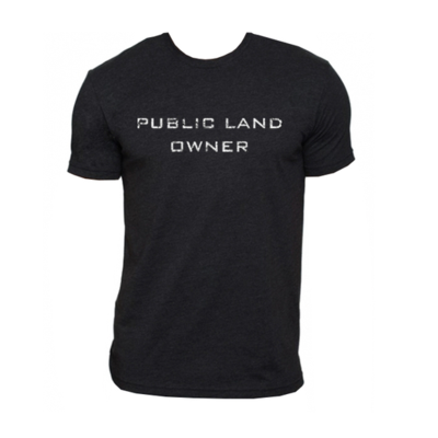 Love the Outdoors and Public Lands? This Is the T-Shirt to Buy Right Now