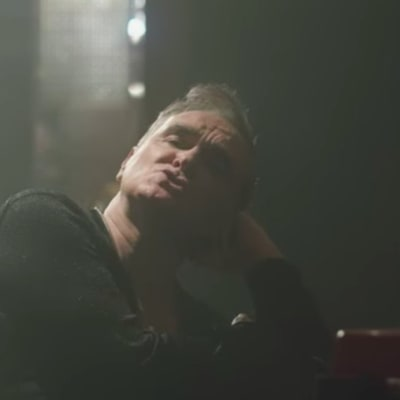 See Morrissey's Freewheeling New 'Spent the Day in Bed' Video