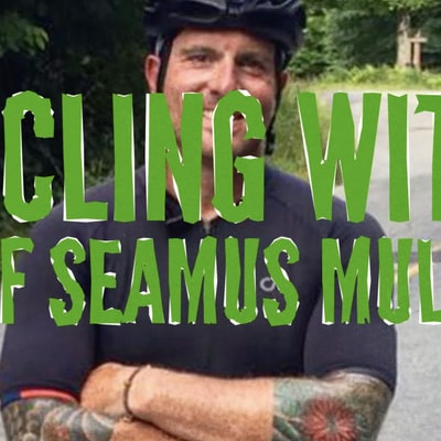If You Have One Day, What's Your Adventure? Seamus Mullen in Vermont