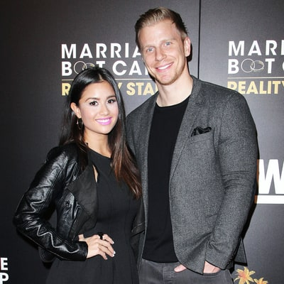 Sean Lowe Tearfully Tells Catherine Giudici Her Jealousy 'Breaks' His Heart: Watch