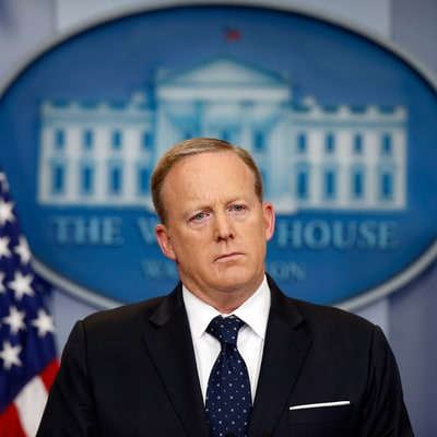 Sean Spicer Resigns as White House Press Secretary Amid Scaramucci Appointment