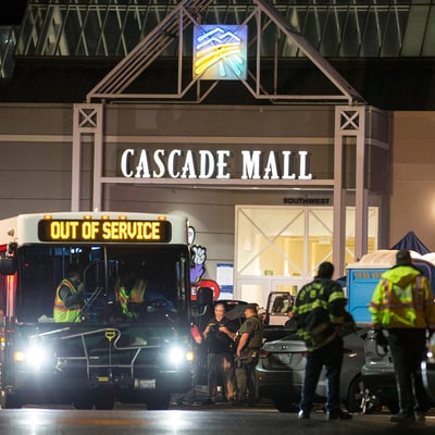 Seattle Mall Shooting: Five People Killed, Suspect With Rifle Still on the Loose