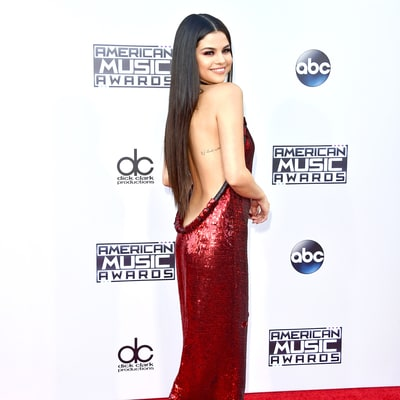 American Music Awards 2015 Red Carpet: What the Stars Wore