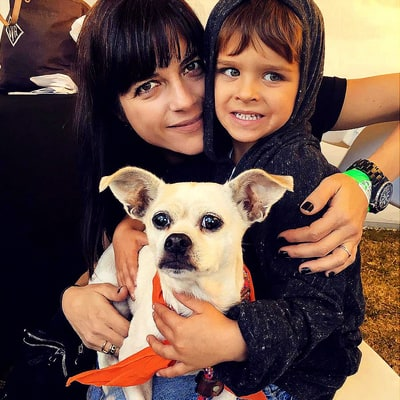 Celebrity Moms and Dads Show Off Cuddly Pictures of Their Kids and Pets