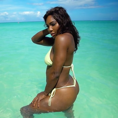 Watching Serena Williams' 'Sports Illustrated' Shoot Will Give You Body Confidence Goals