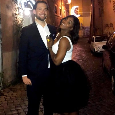 Serena Williams Talks Wedding Planning, Being Engaged to Reddit Co-Founder Alexis Ohanian: 'It Feels Good'