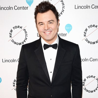 Seth McFarlane Throws Star-Studded Holiday Bash With Guests Like Christina Aguilera, Marilyn Manson