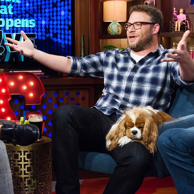Seth Rogen Compared Orlando Bloom's and Justin Bieber's Penises and His Favorite Is …