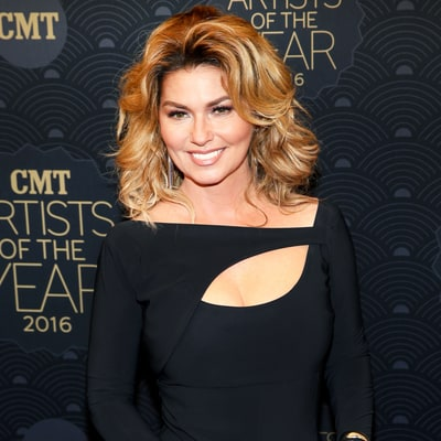 Shania Twain Returns to the Red Carpet After Two Years