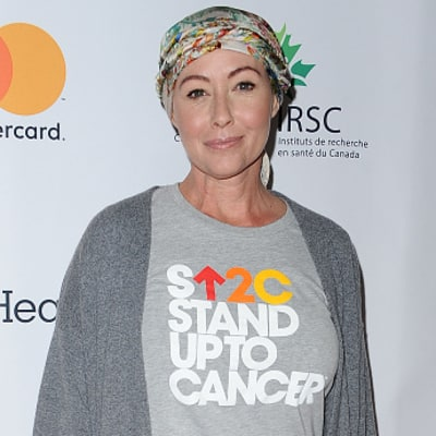 Shannen Doherty Calls Herself a 'Cancer Slayer' and Dances as She Nears the End of Radiation Treatment