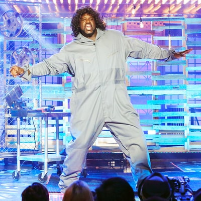 Shaquille O'Neal Channels Jennifer Beals in 'Flashdance' for 'Lip Sync Battle'