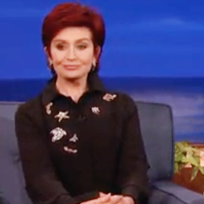 Sharon Osbourne Feels Sorry for Melania Trump: 'She Didn't Sign Up For That S--t'