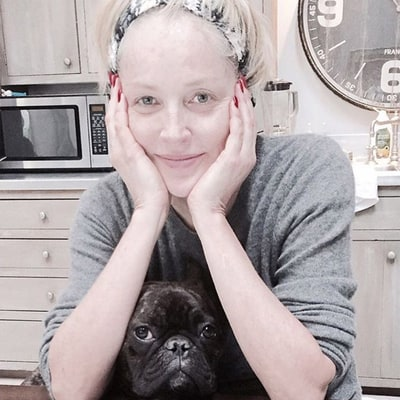 Sharon Stone Goes Without Makeup and Looks Almost Unrecognizable — See Her Flawless Skin!