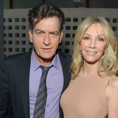 Charlie Sheen's Pal Heather Locklear Sends Heartfelt Message of Support Amid His HIV Confirmation