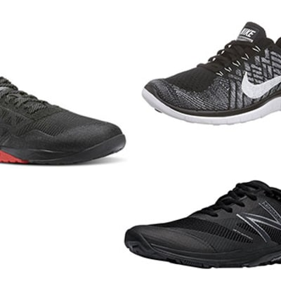 Editor's Choice: Our Go-To Gym Shoes