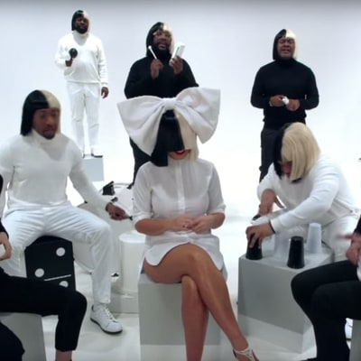 Natalie Portman, Sia, Jimmy Fallon Put on Wigs to Sing with Classroom Instruments: Watch!