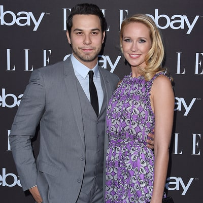 Skylar Astin and Anna Camp Are Engaged: See Her Engagement Ring
