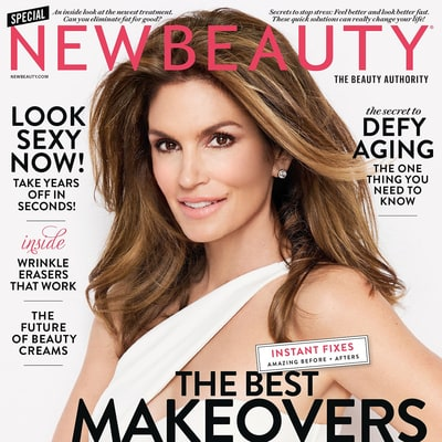 Cindy Crawford on Aging Gracefully: 'I'm Not Going to Look 20 or 30'