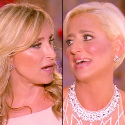 Sonja Morgan Accuses Dorinda Medley of Doing Drugs in Explosive 'RHONY' Reunion Preview