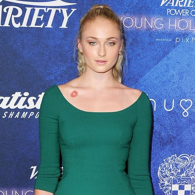 Sophie Turner Has a Whole Lineup of New Tattoos (Including a Kiss Below Her Clavicle)