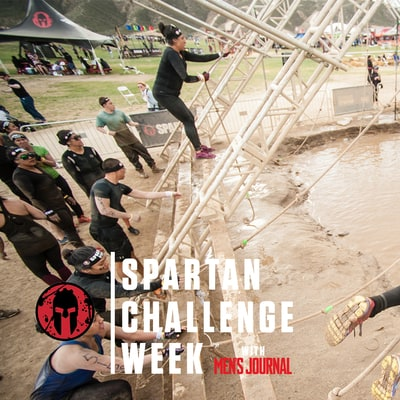 Today's Spartan Challenge: Do 30 Burpees
